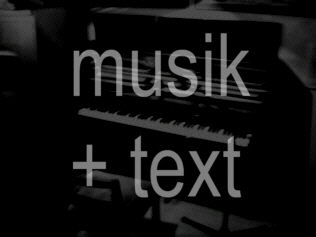 sara said | musik & text | thoughts were all the same (songtext)